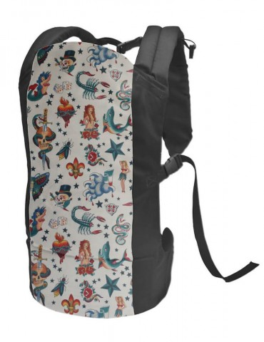 Rose and Rebellion Baby Size Carrier