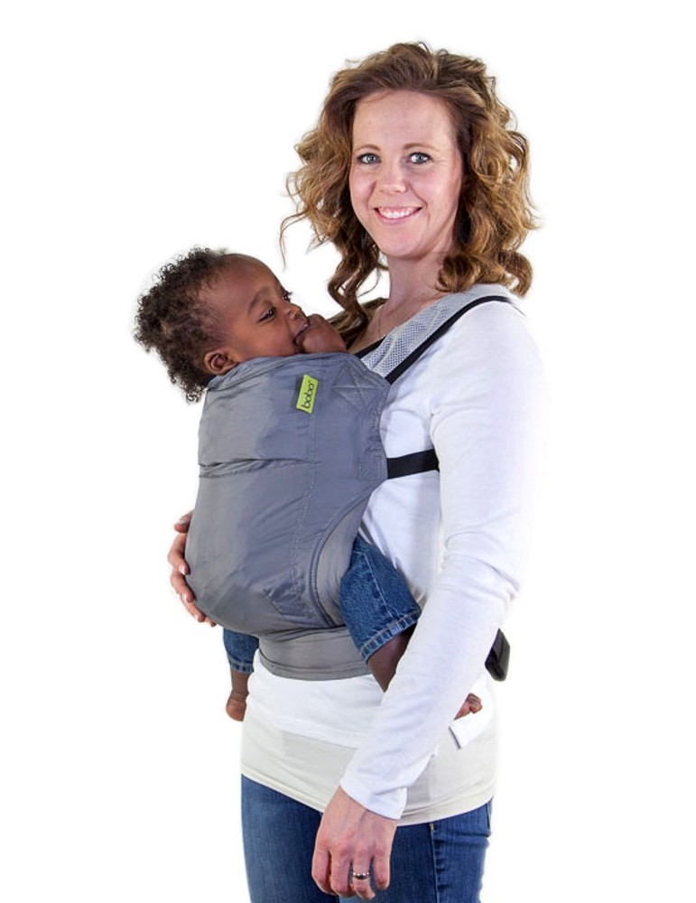 Boba air baby carrier grey