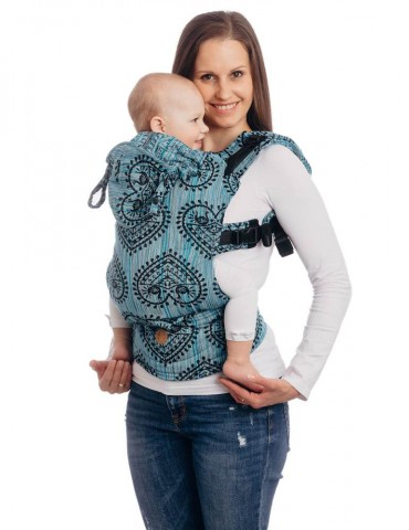 Lennylamb LennyGo Toddler Carrier