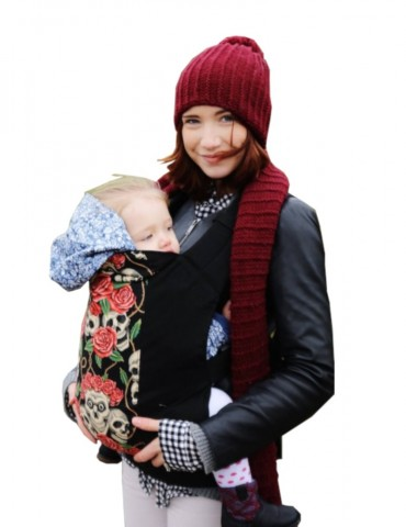 Rose and Rebellion Big Kid Carrier
