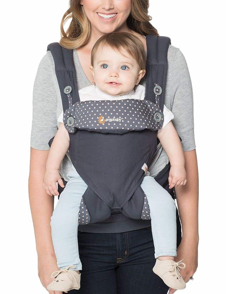 Ergobaby 360 All Positions Dusty Blue