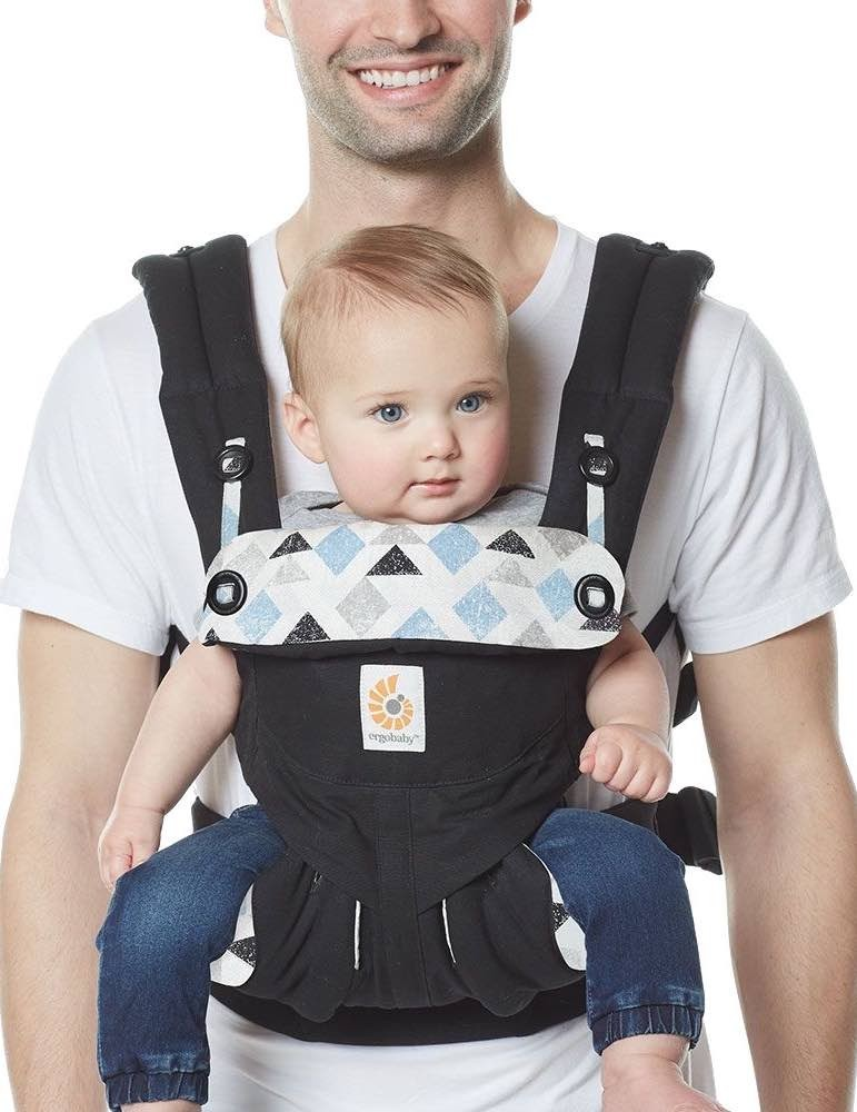 Ergobaby 360 All Positions Triple Triangles