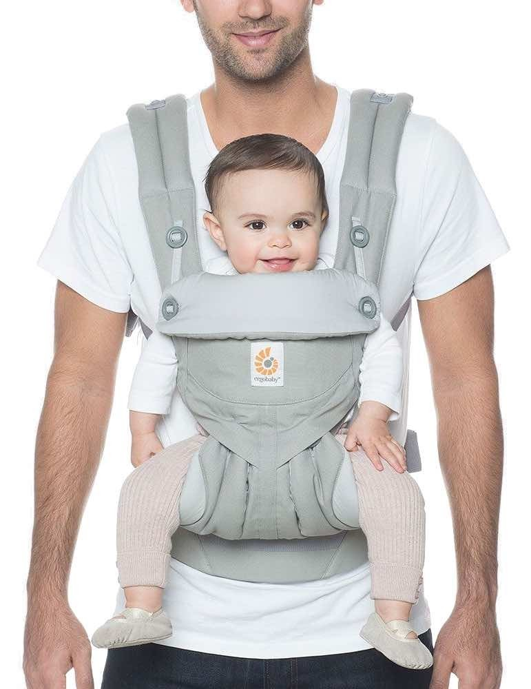 Ergobaby 360 All Positions Pearl Grey