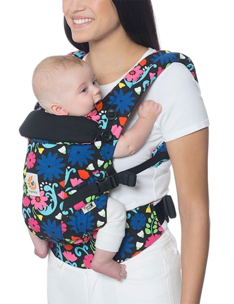 Ergobaby Adapt Flores - Limited Edition