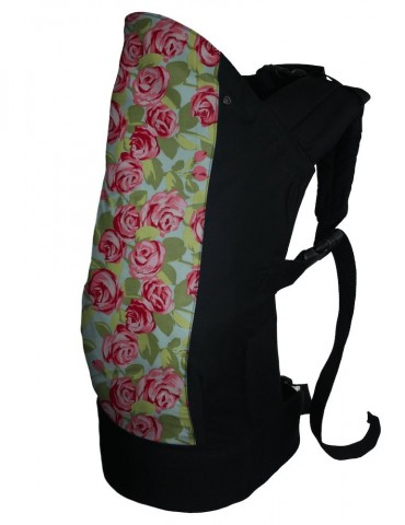 Rose and Rebellion Preschool Carrier