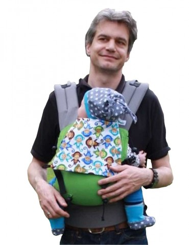 Buzzidil Babysize Adjustable Carrier
