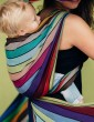 Carousel of Colors LennyLamb Baby Sling - Woven Baby Wrap
