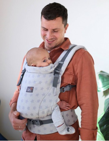 Love & Carry ONE+ Newborn Baby Carrier