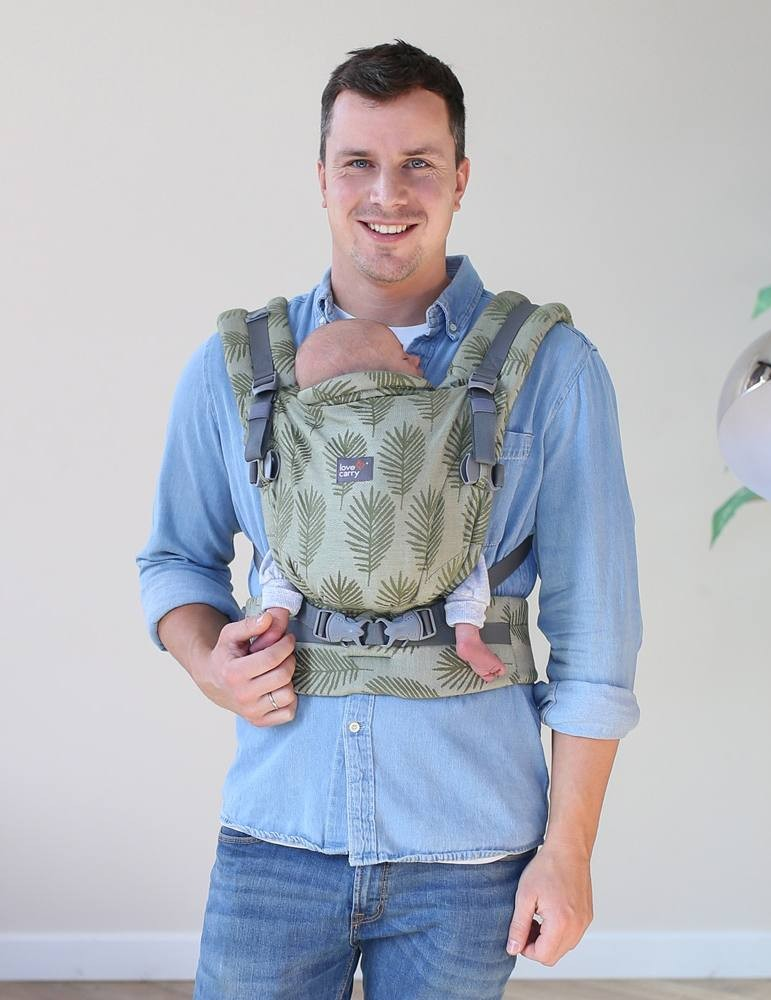 Love and Carry ONE+ Newborn Baby Carrier Miami