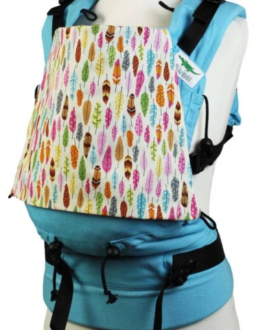Buzzidil Standard Adjustable Baby and Toddler Carrier