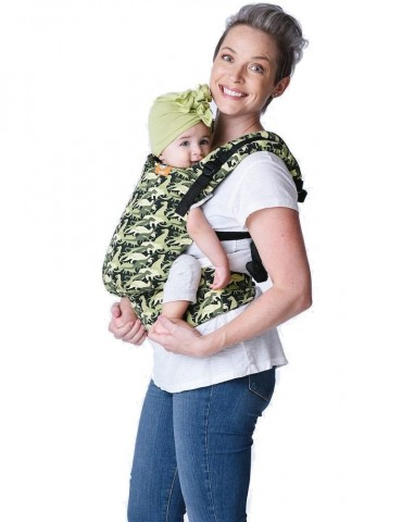Tula Free-to-Grow Adjustable Baby Carrier