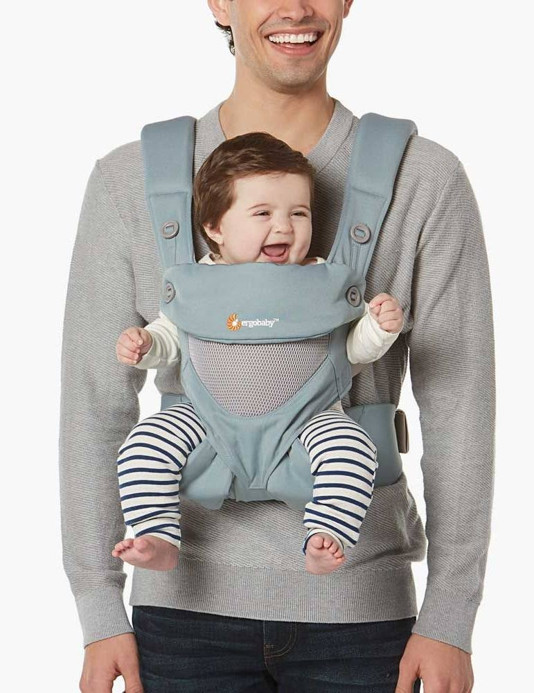 Ergobaby 360 All Positions Cool Air Mesh Seamist