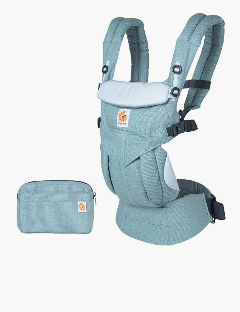 Ergobaby Omni 360 All-in-One Baby Carrier Heritage Blue