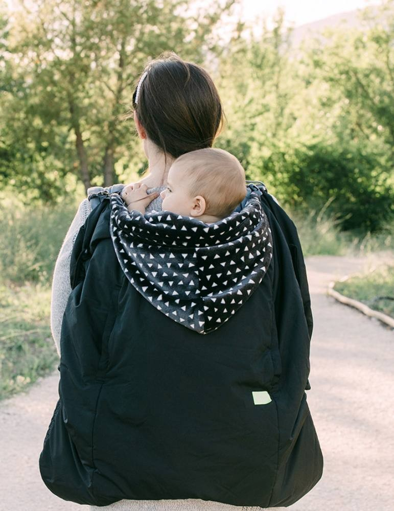 Lucky Universal Babywearing Cover 3 in 1 Black
