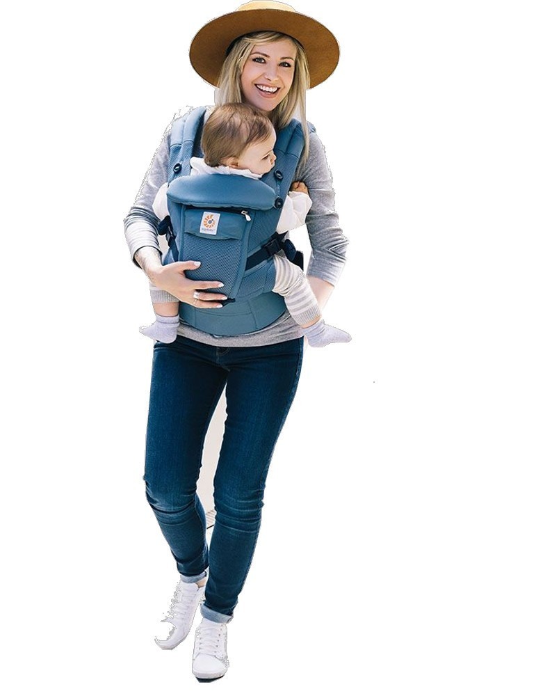 Ergobaby Adapt Cool Air Mesh Carrier Free Delivery 30