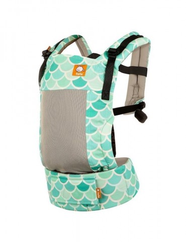 Tula Free-to-Grow Coast Adjustable Baby Carrier