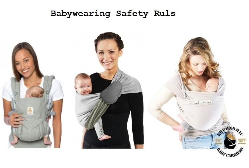 Babywearing Safety Ruls
