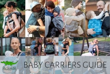 Buzzidil Baby Carrier Guide
