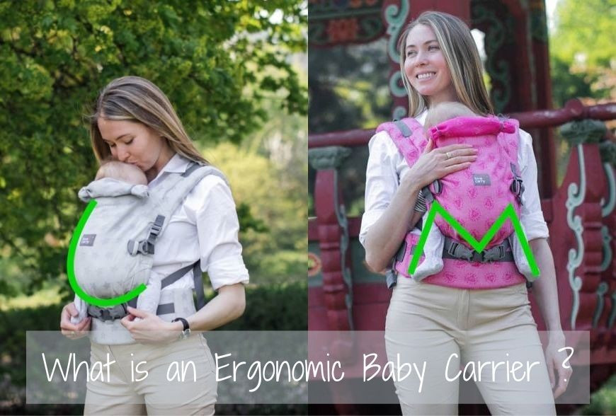 What is an Ergonomic Baby Carrier ?