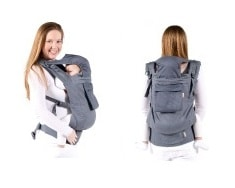 Beco Toddler  Carrier baby hood
