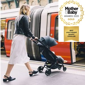 Ergobaby Metro Compact City Stroller - Mother and baby GOLD award 2020