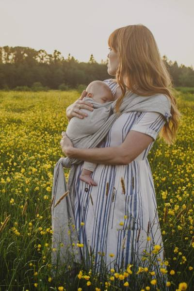 Fidella baby Wrap Front Carry