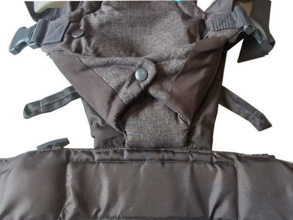 Infantino Flip 4-in-1 Baby Carrier narrow seat