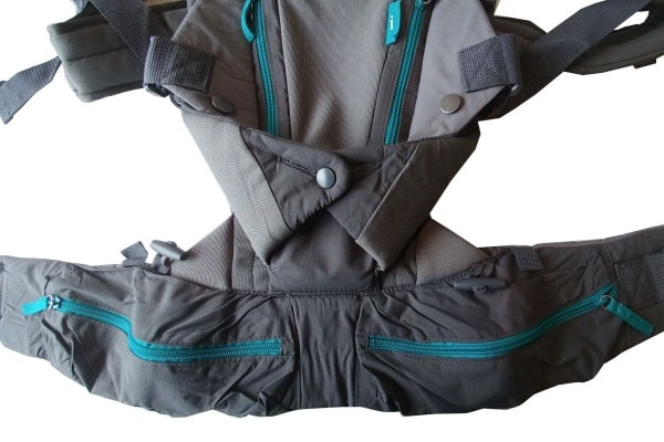 Infantino Carry On Multi-Pocket Carrier - narrow seat