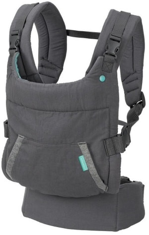 Infantino Cuddle Up Hoodie Carrier no hood