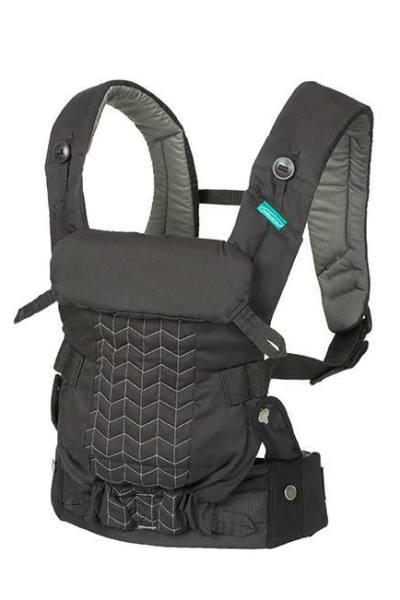 Infantino Upscale Customizable Baby Carrier adjustable head support