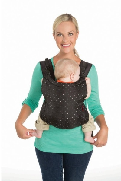Infantino Zip Travel Carrier Front Carry