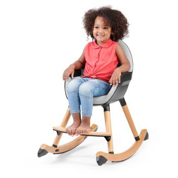 Kinderkraft Fini may transform in to a rocker for an older child