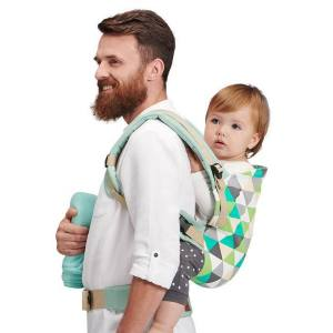 Kinderkraft Nino Baby Carrier Back Carry