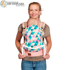 Kinderkraft Nino Baby Carrier ergonomic M-position