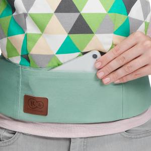 Kinderkraft Nino Baby Carrier waistband pocket