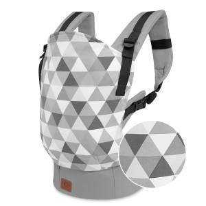 Kinderkraft Nino Grey Baby Carrier