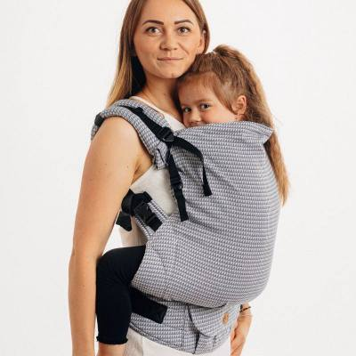 Front carry with LennyLamb LennyPreschool Adjustable Preschool Carrier