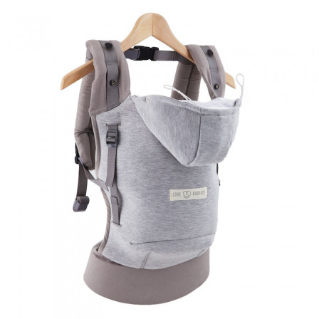 JPMBB Hoodie Carrier Athletic Gray