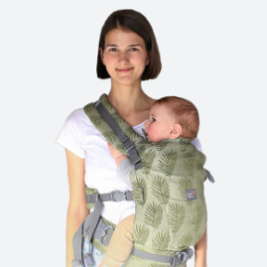 Love & Carry ONE+ Newborn Baby Carrier hip carry