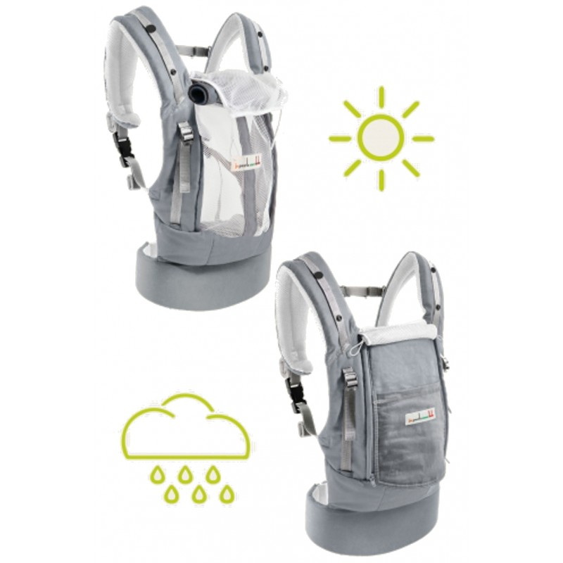 Four seasons baby carrier