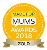 PhysioCarrier Golden Award Made For Mums Awards of 2018
