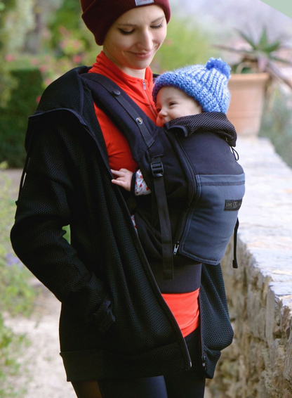 Four seasons baby carrier winter