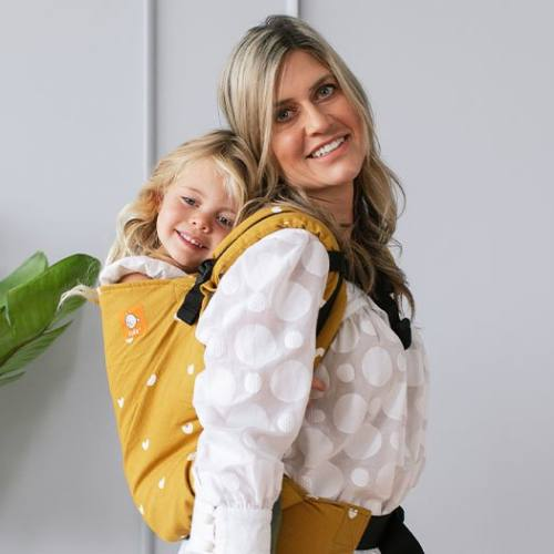 Tula Preschool Carrier Play Front Carry