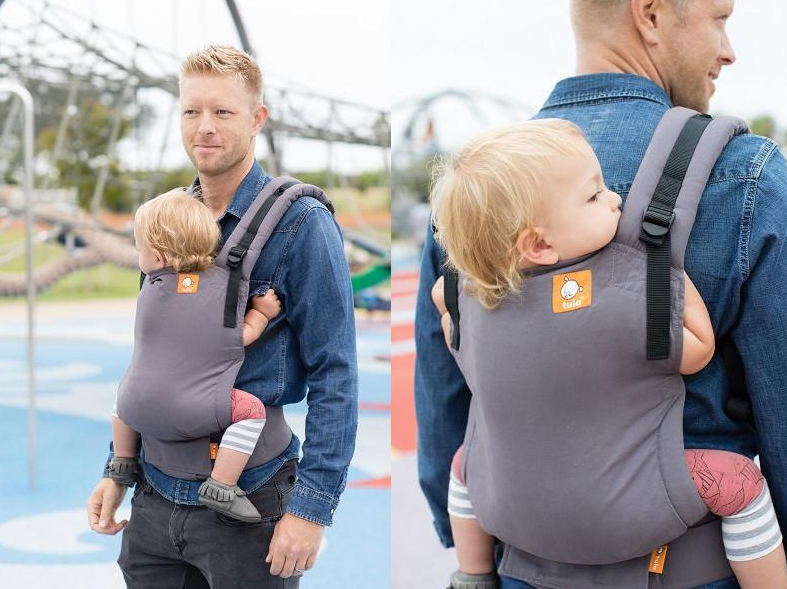 Free-to-Grow front & back carry