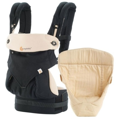 Ergobaby 360 All Positions Baby Carrier - Bundle Of Joy Grey
