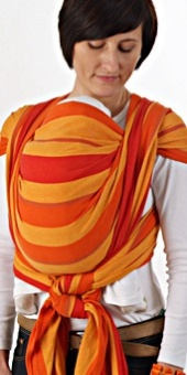 Storchenwiege  Woven Wrap Baby Sling